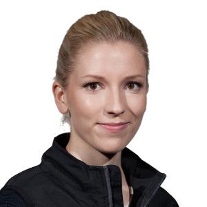 Evita Lehtinen, asiakaspalveluvastaava