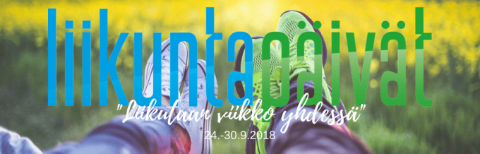 Forever Lappeenranta Liikuntapäivät 2018
